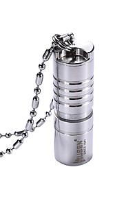 Iluminação Chaveiros com Lanterna Cabo LED 150 Lumens 2 Modo XP-G2 USB Bateria de LítiumProva-de-Água Recarregável Tamanho Pequeno