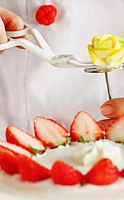 Dekorasjonsverktøy For Kake For Cupcales Annen Plast Gør Det Selv Høy kvalitet Miljøvennlig