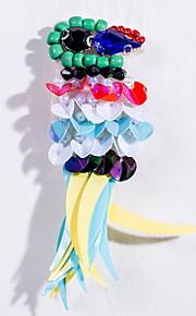 Brocher Dyreformet Legering Multifarvet Enkelt design Smykker Daglig