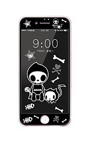 per Apple iPhone 7 più protezione per lo schermo in vetro temperato 5,5 pollici con bordo morbido copertura schermo intero modello di