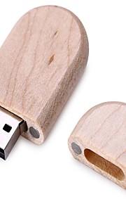 Wood Style 64GB USB Flash Disk Memory Stick Wooden Box