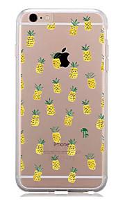 För Mönster fodral Skal fodral Frukt Mjukt TPU för AppleiPhone 7 Plus iPhone 7 iPhone 6s Plus/6 Plus iPhone 6s/6 iPhone SE/5s/5 iPhone 5c