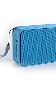 Andet Trådløs Trådløs Bluetooth-højttalereBærbar Udendørs Vandtæt Understøtter USB Disk Stereo Surround sound Mini super bas Indbygget
