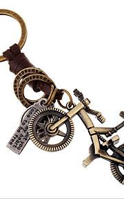 Key Chain バイク Key Chain ピーチ メタル
