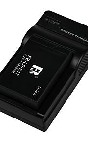 fb lp-E17 batteria ricaricabile al litio di 3.7v 1040mah 1 confezione