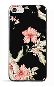 För Mönster fodral Skal fodral Blomma Mjukt TPU för AppleiPhone 7 Plus iPhone 7 iPhone 6s Plus iPhone 6 Plus iPhone 6s iPhone 6 iPhone