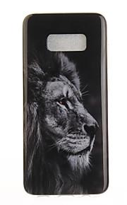 ל IMD תבנית מגן כיסוי אחורי מגן חיה רך TPU ל Samsung S8 S8 Plus S7 edge S7 S6 edge S6