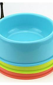 Alimentadores de perros pet bowls&Alimentación, rubor, rosa, azul