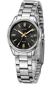 Casio Watch Pointer Series Fashion Simple Quartz Ladies Watch LTP-1302D-1A2