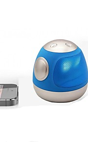Nr2012 haut-parleur sans fil bluetooth portable led light mini
