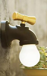 1pcs trykk nattlys intelligent talestyring usb induksjon lading led natt lys