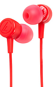 Audio-technica ath-ckl220 mobil øretelefon for datamaskin i-øret kabelplastikk 3,5 mm støyavbrudd