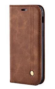 Per la sedia di Samsung s8 più la copertura di caso s8 caso classico del telefono di caso del raccoglitore dello stent della carta della