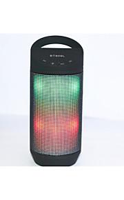 OEM Usine Sans Fil haut-parleurs sans fil Bluetooth Eclairage LED Mini