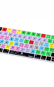 XSKN® After Effects CC Shortcut Silicone Keyboard Skin for Magic Keyboard 2015 Version (US/EU Layout)