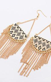 Dråbeøreringe Smykker Mode Personaliseret Euro-Amerikansk Ædelsten Legering Smykker Smykker For Bryllup Speciel Lejlighed 1 Par