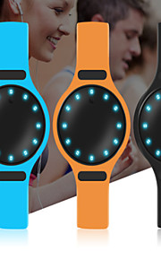 Masculino Mulheres Relógio Esportivo Relógio Inteligente Relógio de Moda Relógio de Pulso Relogio digital Chinês DigitalLED Cronógrafo