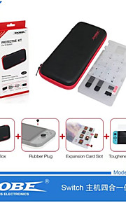 DOBE Switch Protection Suit to Receive Hard EVA Bag  Dustproof Plug  Card Box  Toughened Membrane TNS - 874