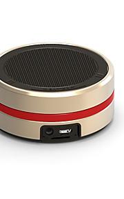Autre Sans Fil haut-parleurs sans fil Bluetooth Bult-in mic Support de carte mémoire Mini super Bass