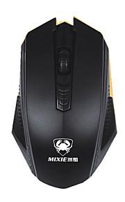 El ratón ajustable del usb del botón 2000dpi del usb de la alta calidad 3 ató con alambre el ratón del juego para el gamer del lol del