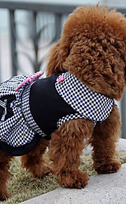 Hunde Kleider Hundekleidung Winter Sommer Frühling/Herbst PrinzessinNiedlich Hochzeit Geburtstag Urlaub Modisch Lässig/Alltäglich Sport