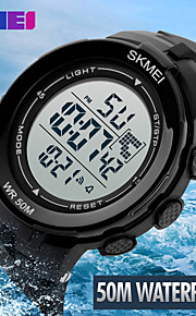 Women's Men's SKMEI Outdoor Fashion Sports Watches Men LED Digital Wristwatches Multifunction Shock Resistant 50M Waterproof Watch