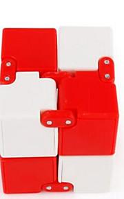 Kostka Rubika Gładka Prędkość Cube Magiczne kostki Magiczne rekwizyty Zabawka edukacyjna Przezroczyste naklejkiAnti-pop Wykrywanie ruchu