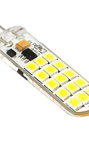 3W LED-lamper med G-sokkel T 30 SMD 2835 180 lm Varm hvit Kjølig hvit V 1 stk.