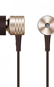 Xiaomi 1more stempel klassisk in-ear øretelefon, hvis prisvindende design kompatibel med Apple Android