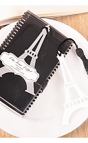 The Eiffel Tower Metal Bookmark