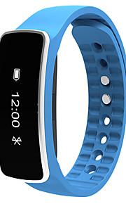 YY H18 Men's Woman Smart Bracelet/SmartWatch/Sports Pedometer Sleep Monitor Call Reminder Bluetooth Wrist Strap Smart Wear Bracelet for IOS Android