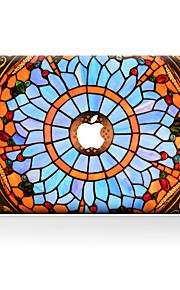 1개 스크래치 방지 플라워 투명 플라스틱 바디 스티커 패턴 용MacBook Pro 15'' with Retina MacBook Pro 15'' MacBook Pro 13'' with Retina MacBook Pro 13'' MacBook Air