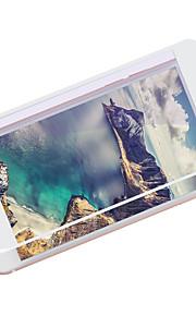 זכוכית מחוסמת (HD) ניגודיות גבוהה אולטרה דק אנטי אור כחול נוגד טביעות אצבעות מגן מסך מלאApple