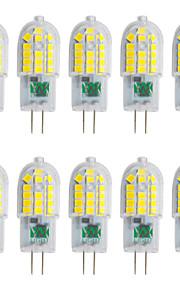 3W Luci LED Bi-pin T 30 SMD 2835 200-300 lm Bianco caldo Luce fredda Bianco V 10 pezzi