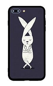 아이폰 7 플러스 7 케이스 커버 패턴 다시 커버 케이스 동물 만화 소프트 쉘 아이폰 6s 플러스 6 플러스 6s 6 5s SE 5