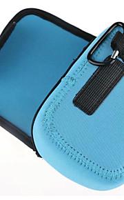 Dengpin neopren blød kamera beskyttelses taske taske til samsung nx3000 nx3300 (assorterede farver)
