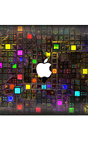 For MacBook Air 11 13/Pro13 15/Pro with Retina13 15/MacBook12 Science And Technology Grid Decorative Skin Sticker