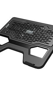 Soporte de computadora portátil estable otro ordenador portátil Macbook PortátilSoporte con Adaptador Soporte con ventilador de