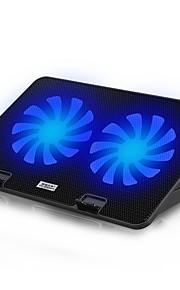 調整可能なスタンド アダプタ付きスタンド 折り畳み式 安定したラップトップスタンド 他のノートパソコン Macbook ノートパソコン アダプター付きスタンド 冷却ファン付きスタンド 金属