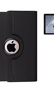 For Apple iPad pro 10.5 iPad (2017) Case Cover 360 Rotation Full Body Case Solid Color Hard PU Leather For Apple ipad Air 2 ipad Air ipad 2 3 4