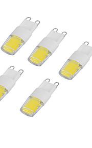 2W 2-pins LED-lampen 200-240 COB 200-240 lm Koel wit AC 220-240 V 1 stuks