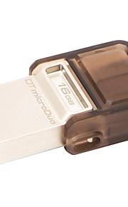 Kingston dtduo 64g otg usb 2.0 mircro usb rotazione flash drive disk u per pc tablet tablet android
