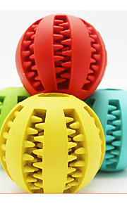 Dog Toy Pet Toys Ball Elastic Rubber