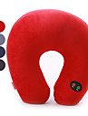 U-type Massage Pillow (6-levels, Assorted Colors)