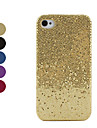 Shining Lagging Style Protective Case for iPhone 4 and 4S (Assorted Colors)