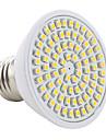 3W E14 / E26/E27 Lampadas de Foco de LED PAR30 80 SMD 3528 270 lm Branco Quente AC 220-240 V