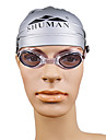 Unisex SM130 Anti-Fog Plating Swimming Goggles