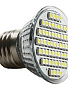 4W E26/E27 LED Spotlight MR16 60 SMD 3528 180 lm Natural White AC 220-240 V