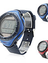 Men's Solar Sport Silicone Digital Automatic Wrist Watch (Assorted Colors) Cool Watch Unique Watch Fashion Watch