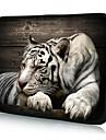 """rust tijger neopreen laptop sleeve geval voor 10-15 """"ipad macbook dell hp acer samsung"""